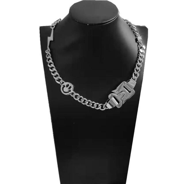 Hip Hop ALYX Chain Necklace...