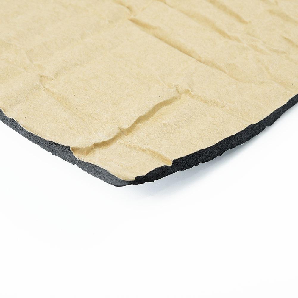 100x40cm Sound Heat Deadener Insulation Thermal Shield Proofing Material Mats