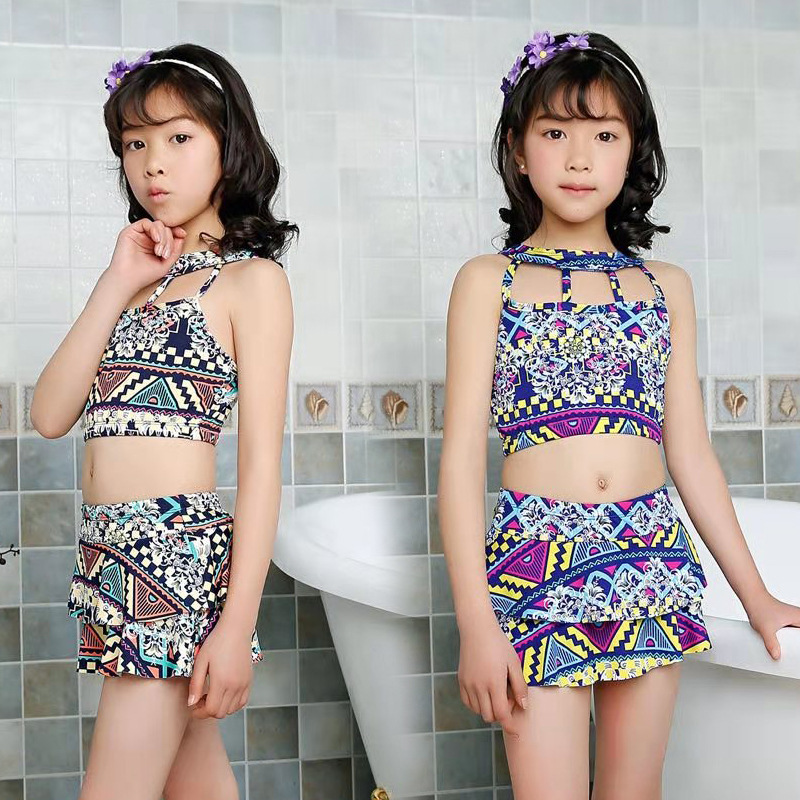 KID'S Swimwear Girls Swimwear Princess Dress-Small CHILDREN'S Infant Baby Bathing Suit GIRL'S Swimsuit Big Boy