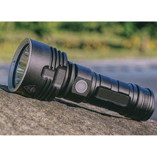 LED Powerful Flashlight Rechargeable Super Bright Long-range High-power Outdoor Home Searchlight ED-shipping