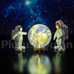 Drop 2020 новая 3d-лампа, перезаряжаемая, ночник для украшения спальни, как лампа Галактики, детский подарок