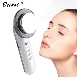 Image 1 - Ultrasound Cavitation EMS Face Body Slimming Massager Weight Loss Anti Cellulite Galvanic Infrared Fat Burner Ultrasonic Therapy