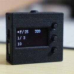 Nylon Licht Meter Professionelle Kamera Fotografie Photometer für Canon für Nikon für Seagull SLR Kamera Top Reflexion Heiße Schuh