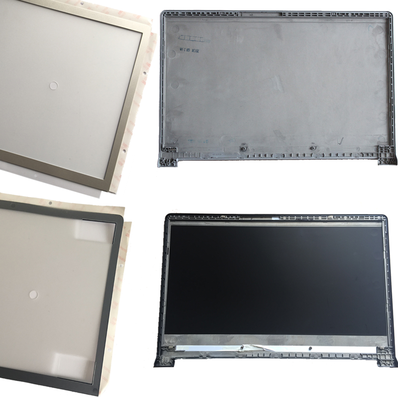 New front bezel cover for SAMSUNG NP900X4 900X4C NP900X4D NP900X4C LCD Silver