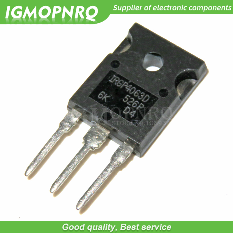 10pcs/lot IRGP4063D GP4063D IRGP4063 TO-247 48A 600V 750W FET New Original Free Shipping