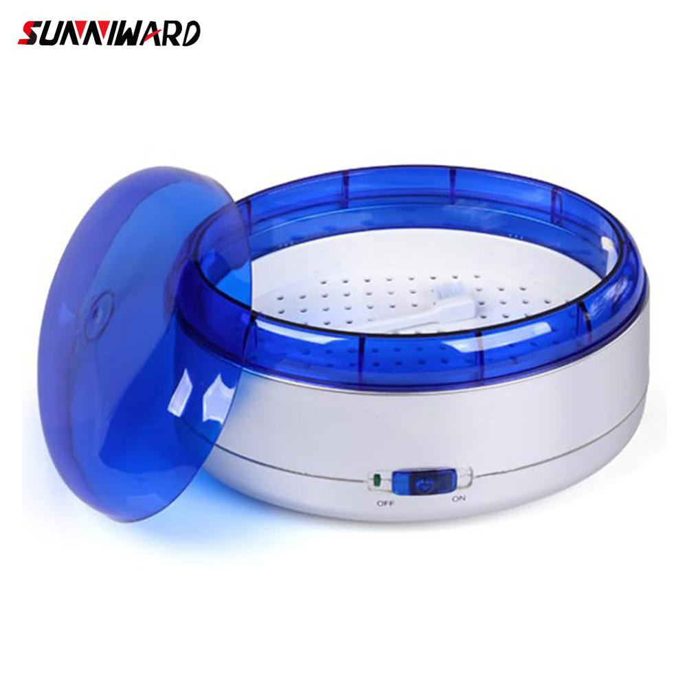 Dental Home Use Multifunctional Jewellery Cleaning Watch Digital Tub Tank Portable Mini Glasses Ultrasonic Cleaner Washing