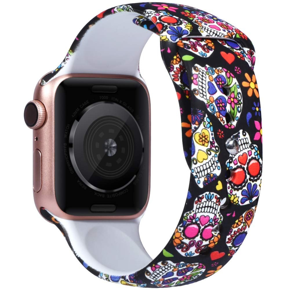 Floral Band for Apple Watch 306