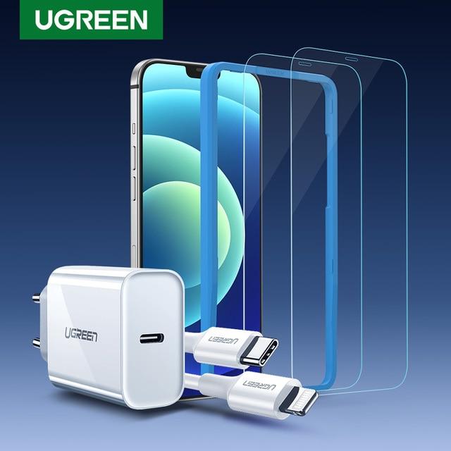UGREEN PD быстрое зарядное устройство для iPhone 12 1