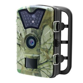 Wilderness Trail Solar Powered Camera Wireless Waterproof Infrared Night Vision Camera FKU66