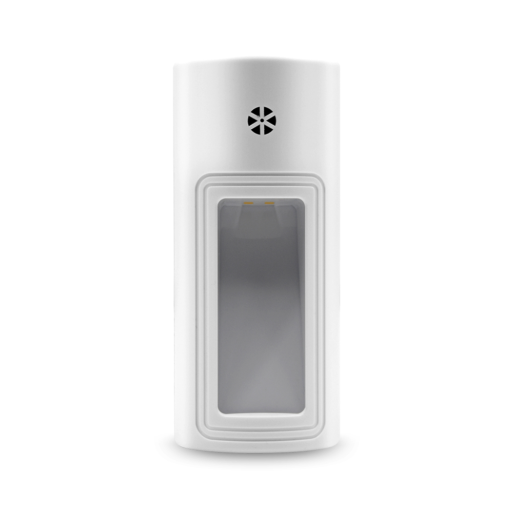 Motion Sensor Night Light 2 LED PIR  Bathroom Lamp Lighting Bulb Plug In US/EU