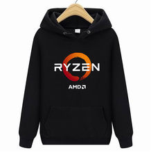 Pc cp cpu uprocessor amd ryzen hoodies programador geek hoodies hoodies jogos computador zen periféricos de algodão geek hoodies