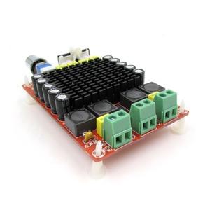 Image 3 - UNISIAN TDA7498 Class D High power Digital amplifier board 2.0 channel 2x100w audio amplifiers with Acrylic shell box optional