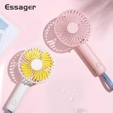 Essager el Mini USB Fan taşınabilir küçük USB Fan masaüstü masa USB serin soğutma fanı ev ofis için akıllı elektronik Gadget