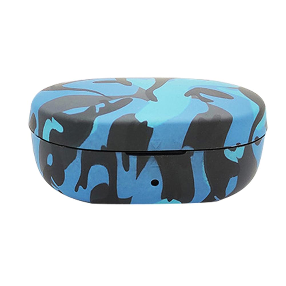 Earphone Cover Case for Redmi Airdots Wireless Bluetooth Headphone Silicone Protector Cover Camouflage Shell Accessories