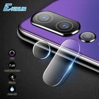 Lente de la cámara trasera Protector de pantalla Película protectora para HuaWei Honor 6X Nova 2i 3i 3 4 30 20 10 P20 Pro Plus Lite Vidrio templado