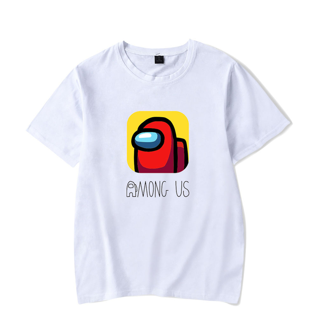 AMONG US THEMED T-SHIRT (25 VARIAN)
