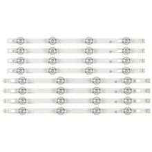 NEW!8 PCS/set LED Backlight Strip for LG 42LB5610 42LB5800 42LB585V 42LB DRT 3.0 42 A/B 6916L 1709A 1710A 6916L 1957A 1956A