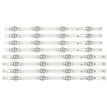 NOUVEAU! 8 Pièces/ensemble LED Bande De Rétro Éclairage pour LG 42LB5610 42LB5800 42LB585V 42LB DRT 3.0 42 A/B 6916L 1709A 1710A 6916L 1957A 1956A