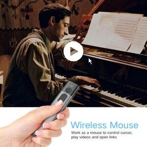 Image 3 - Hervorhebung Wireless Presenter, Doosl Erweiterte Präsentation Fernbedienung mit Digital Hervorhebung Vergrößern, 98FT Palette, 2,4 GHz