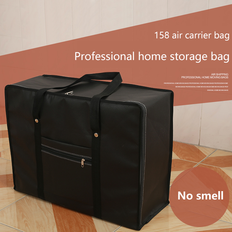 Large-capacity Thickening Travel Bag, Aviation Boarding Luggage Bag, Vacation Trip Clothing Storage Bag Aircraft Shipping Bag