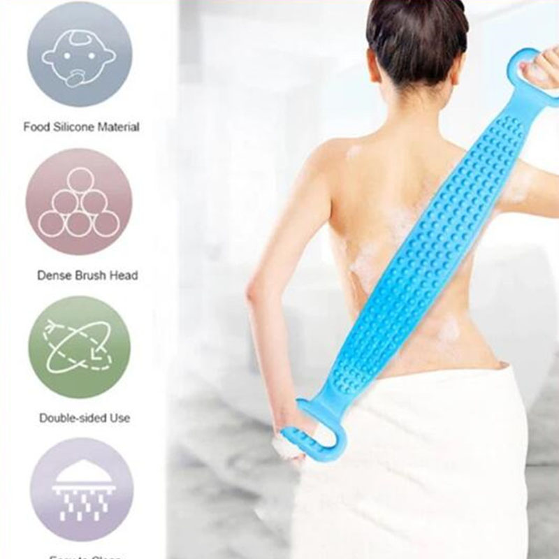 Magic Silicone Bath Scrubber