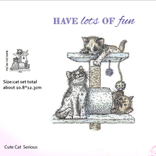 cat s make stamp DIY Scrapbooking paper Card making craft silicone rubber transparent stamps
