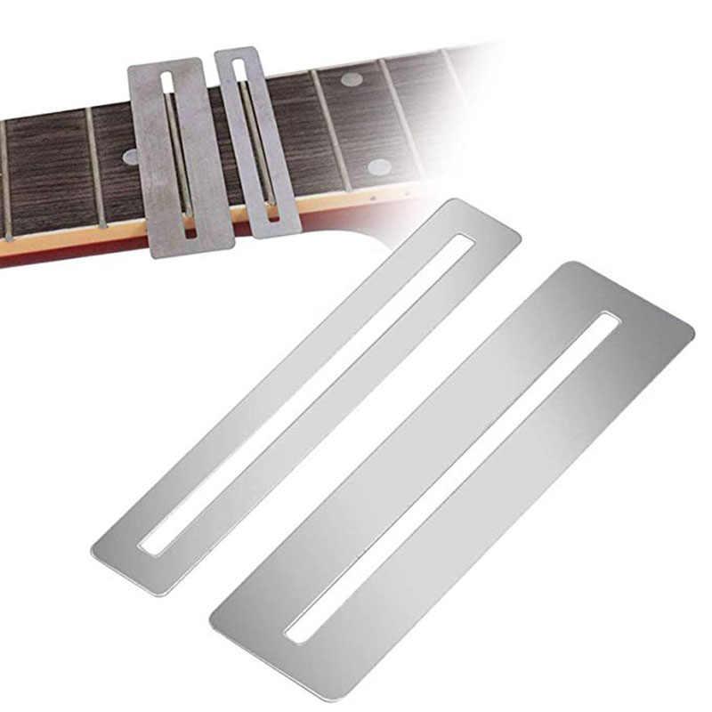 Guitare Fret couronnement fichier nivellement outil meulage protecteurs réparation pièce ensemble guitare réparation outil accessoires