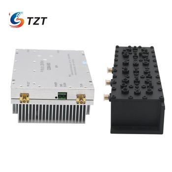 TZT Gsm9160 RF Power Amplifier GSM900MHZ 80W with Four-port Duplexer Feeder line
