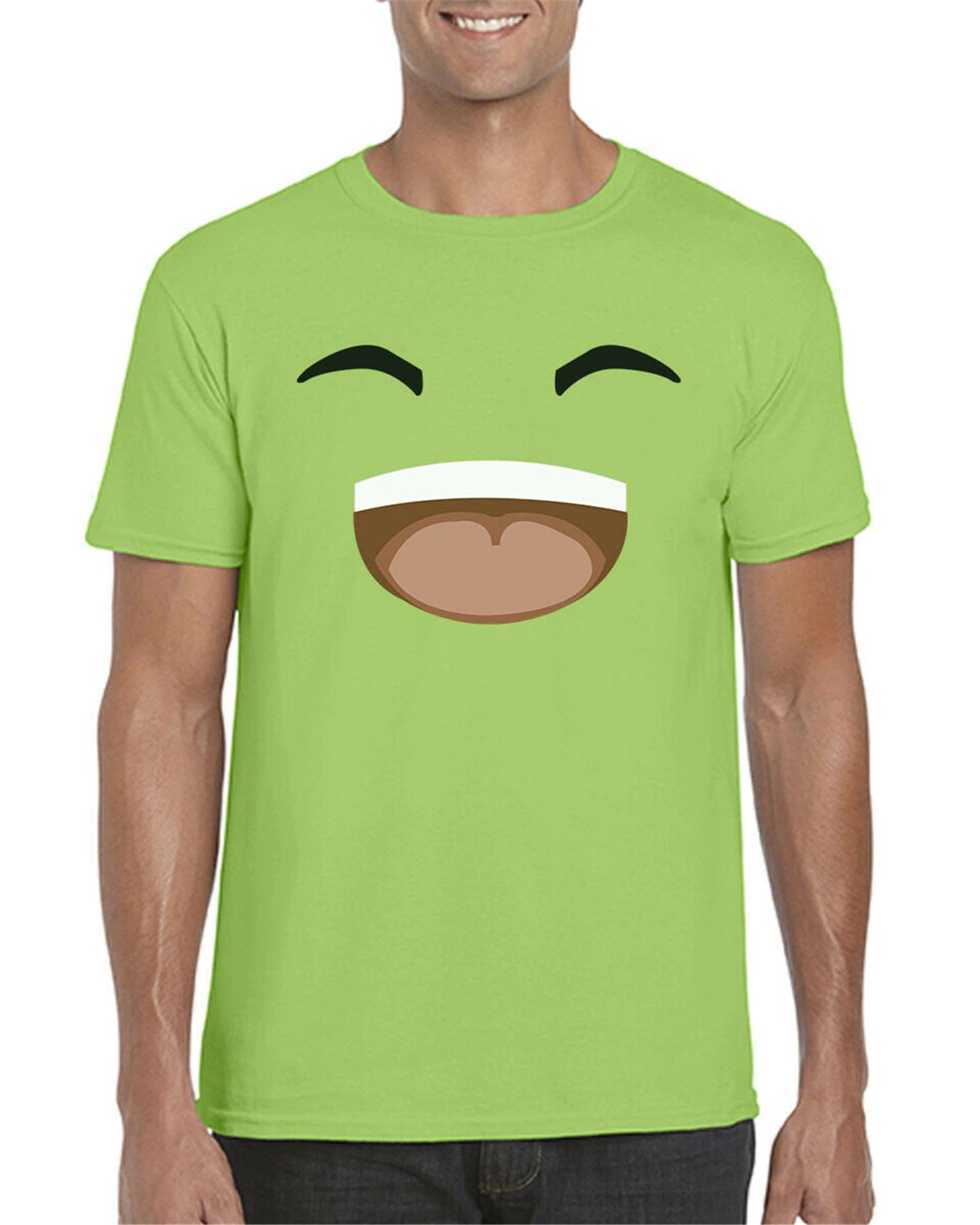 Smile Jelly Merch Youtuber Kids T-Shirt Gamer Tee Top Boy Girl Hoody YS-YXL Size