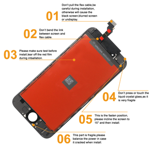 Image 3 - Voor Iphone 5C Digitale Touch Screen Vervanging. Geen Dode Hoek Op Het Lcd scherm, Aaa Niveau Is Perfect Getest Geschenken