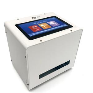 Image 4 - Static Intelligent Automatic Inkjet Printer 7 Color Touch Screen 600DPI Intelligent USB QR Code Inkjet Label Printer