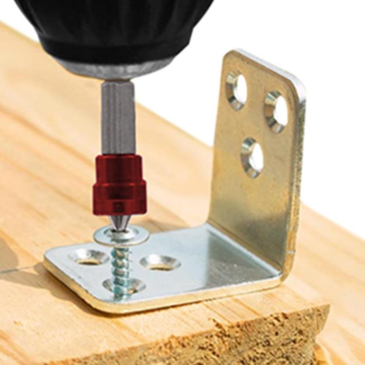 1/2/3pcs Single Head Magnetic Screwdriver Bit Anti-Slip Hex S2 PH2 Electric Screw Driver Set For Power Tools
