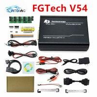 FGtech-escáner de código maestro VD300 V54 0386 0475 Galetto 4, herramienta de sintonización de Chip ECU FG Tech v54 bdm-tricore OBDII, compatible con BDM