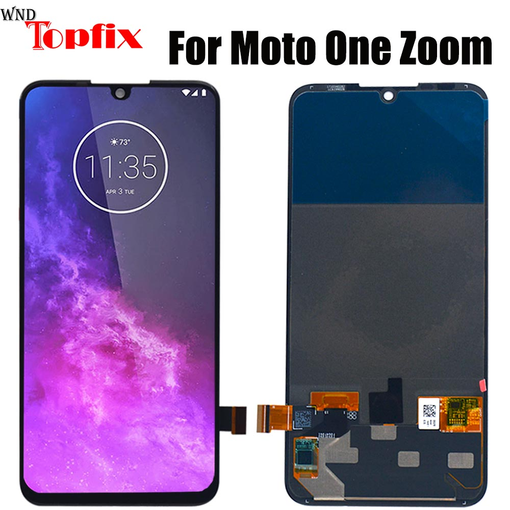 for moto one zoom lcd
