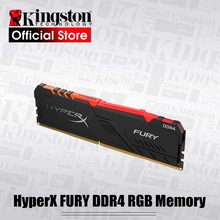 DIMM Memory FURY DDR4 Kingston Hyperx 3200mhz 16GB 8GB XMP Desktop for CL16