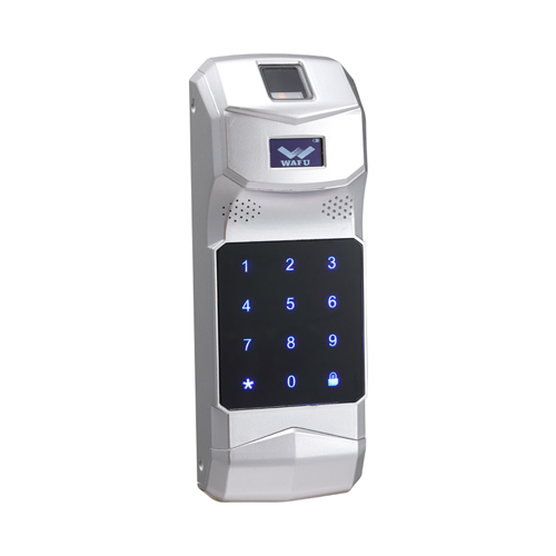 WAFU Wireless Fingerprint Keypad 433Mhz for Smart Invisible Door Lock WF 010 WF 011 in Electric Lock from Security Protection