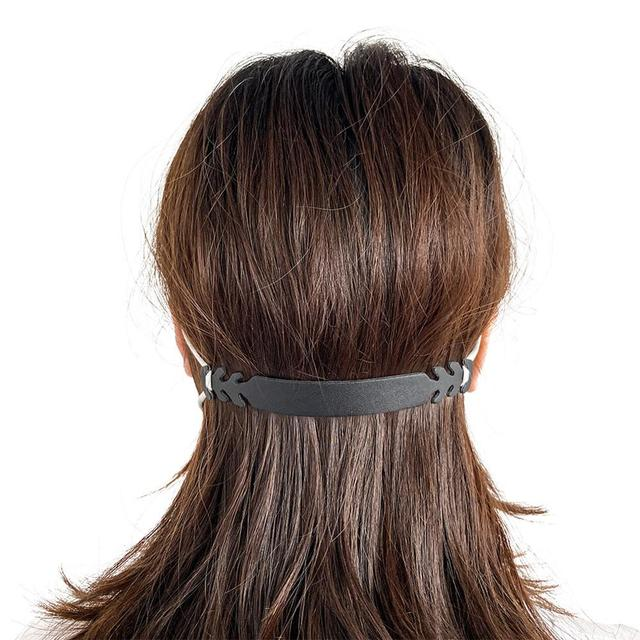 10PCS Mask Extension Hook Adjustment Buckle Comfortable Wear Ear Anti-slip Rope 5
