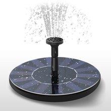 Hobbylane Solar Fountain Floating…