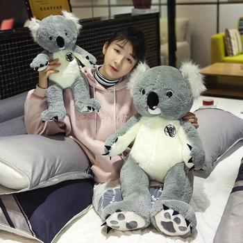 70 ~ 90 см Плюшевые игрушки коала Австралия коала мягкие куклы милые животные мягкие куклы Высокое качество детские игрушки подарок игрушки д...