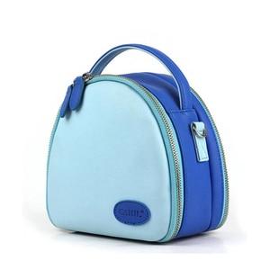 Image 3 - بو الجلود تحمل حقيبة للتخزين الحقيبة ل بولارويد Fujifilm Instax Mini 9 8 8 + 7S 25 50S 70 90 كاميرا عالمية واقية حقيبة