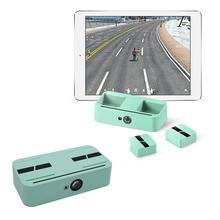 Мини беговая дорожка Bluetooth Wifi портативная электрическая беговая дорожка домашняя потеря веса фитнес-оборудование упражнения беговая дорожка машина