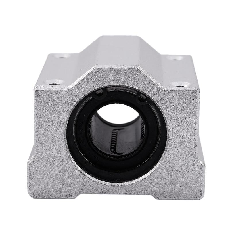 ELEG 16 mm SC16UU Linear Ball Bearing Slider Slide Bush For Replacement CNC|Bearings| |  - title=