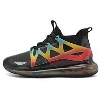 Sneakers Mannen Loopschoenen Voor Mannen Sportschoenen Zomer Luchtkussen Trainers Chaussure Homme Sport Comfortabele Mannelijke Schoenen