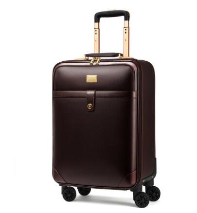 24 Inch Spinner Suitcase Travel Rolling Luggage Suitcase Business Travel Rolling Baggage Bag Trolley Bags Wheels