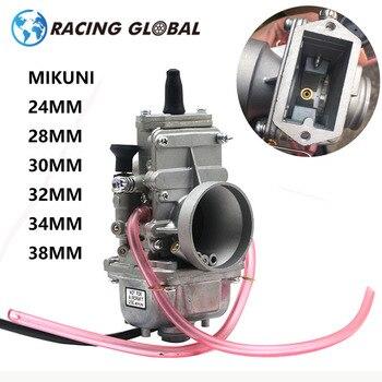 Carburador de 4 tiempos MIKUNI TM24/28/30/32/34/38mm de ALCON-para 200cc-250cc
