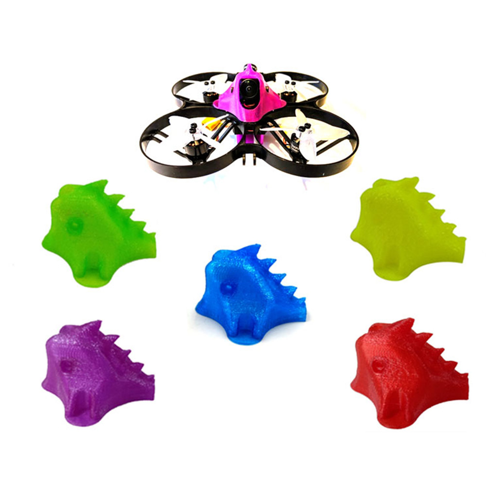 Lantian 3D Printed TPU Whoop Frame Canopy Camera Mount For Beta85X Trashcan Mobula7 RC Drone Tinywhoop Indoor Outdoor Racing