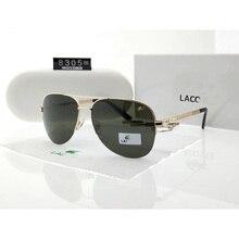 New crocodile pilot Sunglasses men Classic Brand Sun glasses