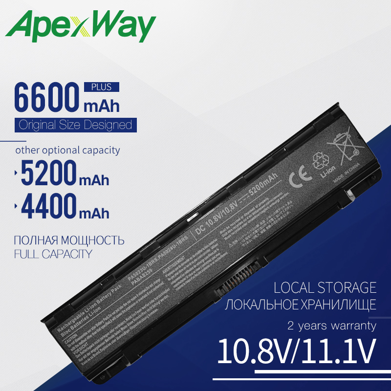 Laptop Battery PA5024U-1BRS For Toshiba Satellite C50 C800 C805 C840 C845 C855 L70 L800 L805 L830 L835 L840 L845 L870 Series