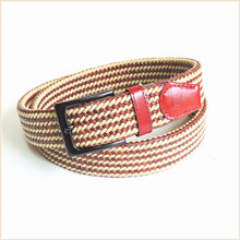 Braided belt for lover men belts
