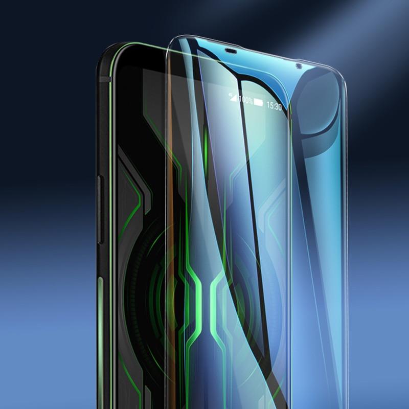 9H 2.5D Tempered Glass For XiaoMi BlackShark 1 2 3 Pro helo Screen Protector For XiaoMi Black Shark 2pro 3Pro Protective film(China)